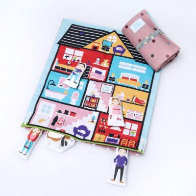 Peuter kleuter archieven folie confetti for Poppenhuis voor peuters
